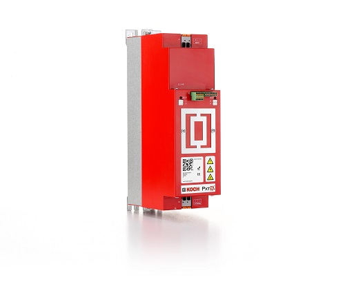 Prädestiniert für Speicher höherer Leistungsdichte wie Doppelschichtkondensatoren und Batterien: PxtRX, neues aktives Energiemanagementgerät für elektrische Antriebe der Michael Koch GmbH.