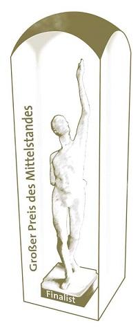 Statue Großer Preis des Mittelstandes 2011