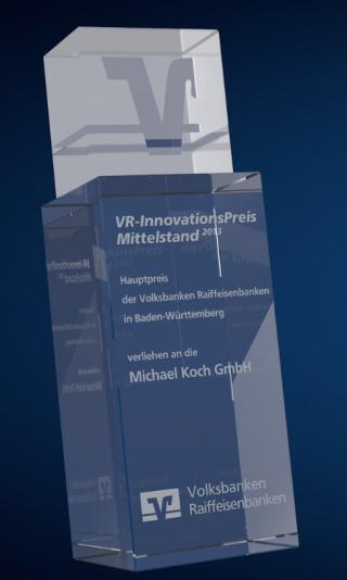 VR-InnovationsPreis Mittelstand 2013