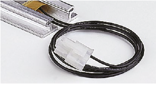 PTC with customer specific connector