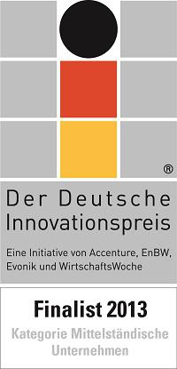 Logo Deutscher Innovationspreis